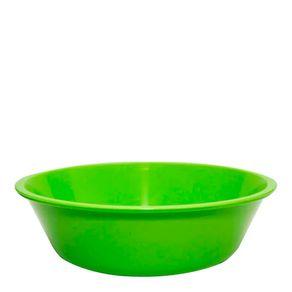 Bowl Basic 2L Verde em Polipropileno Linha Tropical Vemplast Frente